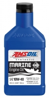 AMSOIL 10w-40 Marine Synthetic Motor Oil