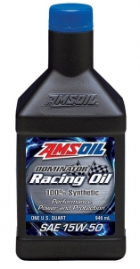 AMSOIL Dominator 15W-50 Racing Oil Фото 1