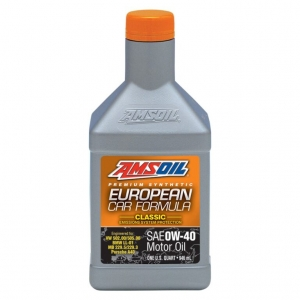 AMSOIL European Car Formula 0W-40 Фото 1