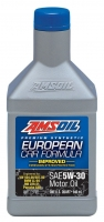 AMSOIL European Car Formula 5W-30