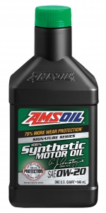 AMSOIL Signature Series 0w-20 Фото 1