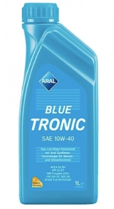 Aral bluetronic 10w-40 Фото 1