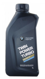 BMW twinpower turbo longlife-14 FE+ 0W-20 Фото 1