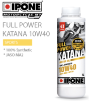 Ipone full power katana 10w40