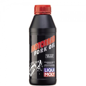 Liqui Moly Racing Fork Oil 10W Medium Фото 1