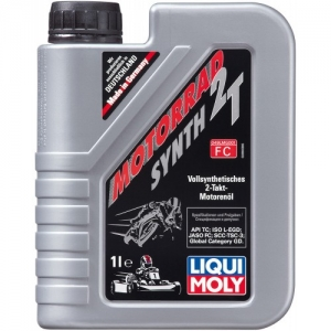 Liqui Moly Racing Synth 2T Фото 1