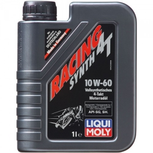Liqui Moly Racing Synth 4T 10W-60 Фото 1