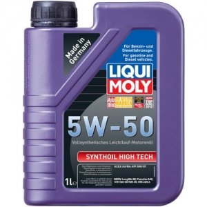 Liqui Moly Synthoil High Tech 5W-50 Фото 1