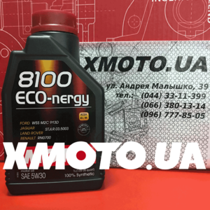 Motul 8100 eco-nergy 5w30 Фото 1