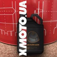 Motul air filter clean
